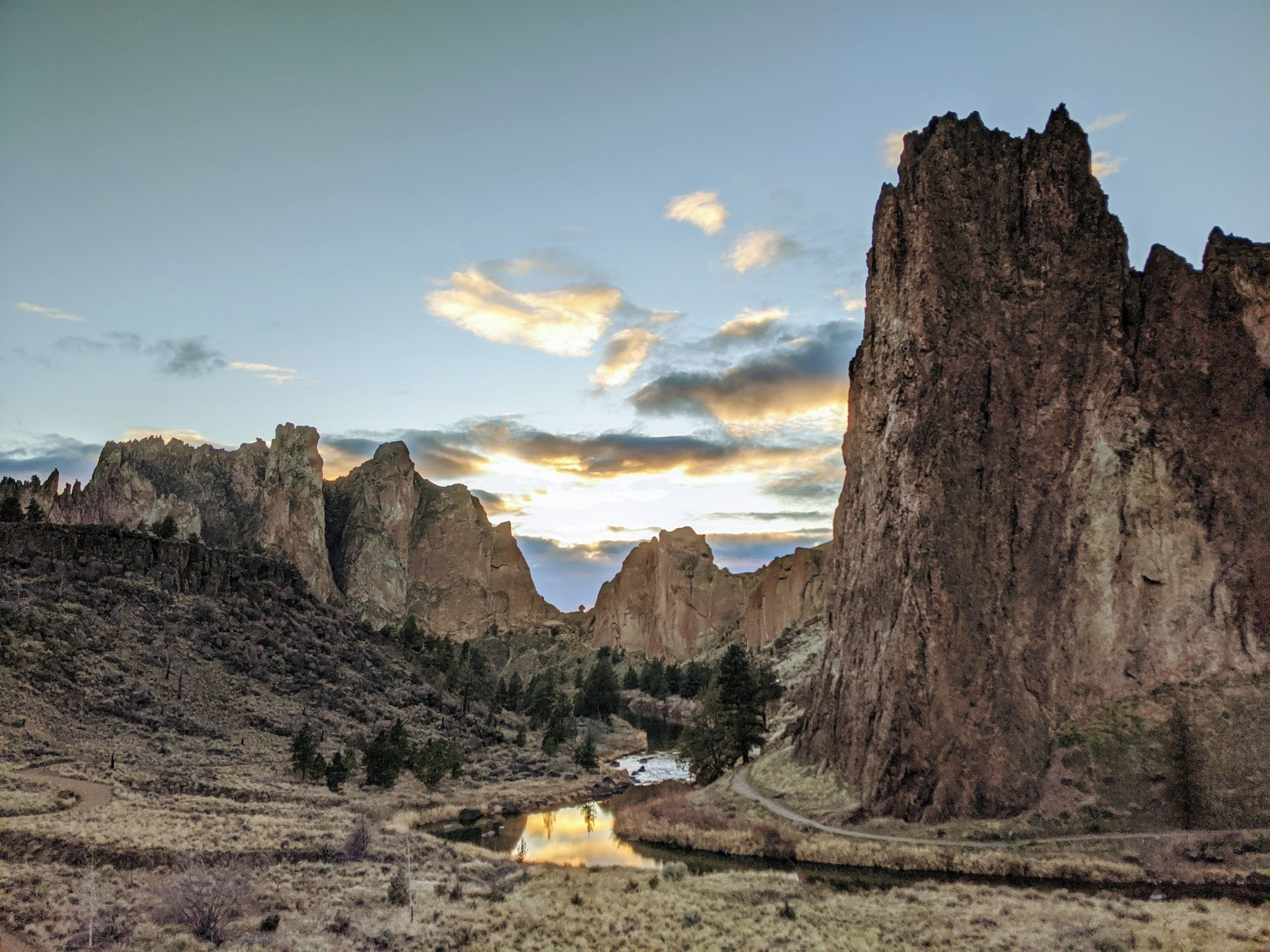 [Trip Report] Smith Rock - March 2020